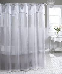 Gray Shower Curtains Fabric White Shower Curtains With Valance Affordable Modern Home Decor