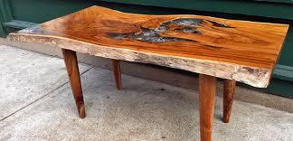 teak wood side table reclaimed teak and resin coffee table wood legimpact imports