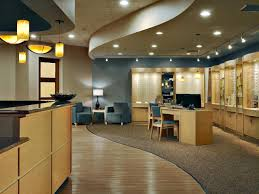 creative medical office interior design models with modern