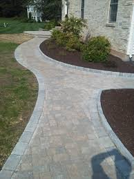 paver walkway contractor cromwell ct pinewood landscaping