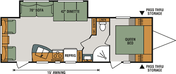 100 sportsman rv floor plans kz rv sportsmen 322ik youtube
