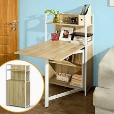 Laptop Armoire Desk Sobuy Fwt12 N Table Pliante Armoire Avec Table Pliable Intégrée