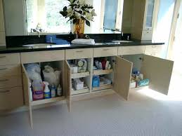 Under Desk Pull Out Drawer Under Cabinet Organizers Pull Out Bathroom Storage For Shelf