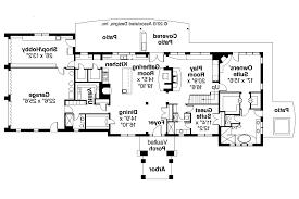 Floor Plans For Free 37 Mediterranean House Floor Plans And Designs Mediterranean