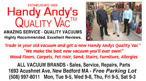 welcome to handy andy s quality vacuum cleaners bedford