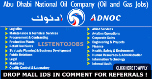 civil engineering jobs in dubai for freshers 2015 mustang abu dhabi national oil company need staff apply online