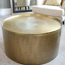 silver drum coffee table drum coffee table smartqme com