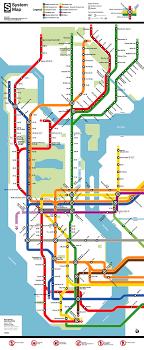washington subway map an nyc subway map in the style of washington d c s chris whong