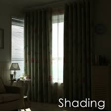 online shop cartoon owl blackout curtain fabric shade blinds