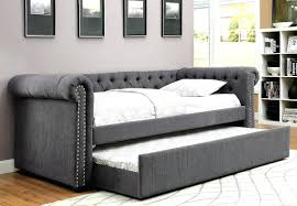 Daybed With Trundle And Mattress Upholstered Daybed With Trundle Mattress Cover Uk Utagriculture