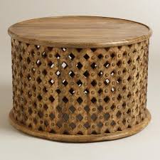 coffee table terrific carved coffee table ideas best brown round