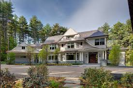 Modern Home Design New England Classic New England Style Home With Modern Design Elements