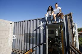 shipping containers offer welcome homes in phoenix washington times