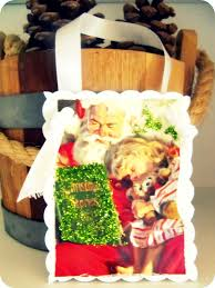 another way to recycle christmas cards christmas gifts and decor