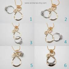 wedding ring holder wedding ring holder necklace fast shipping gold magic ring holder