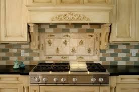 Country Kitchen Backsplash Ideas Pictures From HGTV HGTV Tin - Country kitchen tile backsplash
