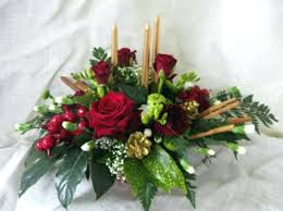 artificial floral arrangements floral arrangements for christmas high quality party table home
