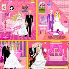 Games Decoration Home Barbie Room Games