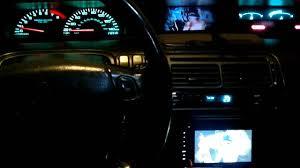 92 Honda Prelude Interior Prelude 4 Dash 7 Display Mp4 Youtube