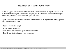 insurance sales resume sample sales agent sale cover letter see also sales assistant cover
