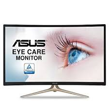 amazon black friday monitor amazon com asus curved 31 5