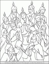 rosary for children coloring pages coloring home