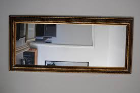 Tall Wall Mirrors by Route 66 Furniture Tall Wall Mirror