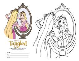 cartoon coloring pages colouring rapunzel html bebo pandco