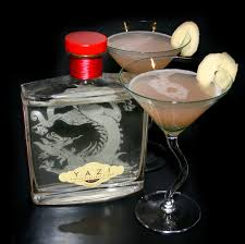 martini ginger manfort martinis gingertini