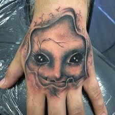 tattoo bulu 3d tato 3d seram ini nak sangat nyata bikin bulu kuduk berdiri