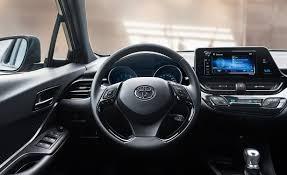 toyota my toyota 2018 toyota ch r features and specs