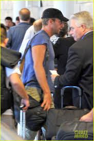 chris martin and jennifer lawrence chris martin returns back to nyc after romantic date with jennifer