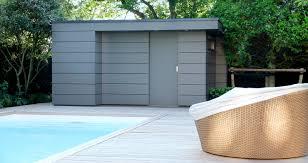 gartenhaus design flachdach gartenhaus design my