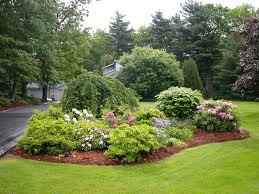 marvellous front yard flower bed landscaping ideas photo