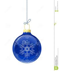 blue glass christmas ball stock photos image 35009423