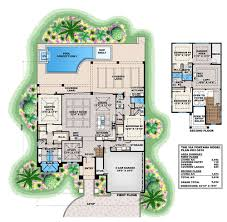 seascape house plan weber design group inc floor plans