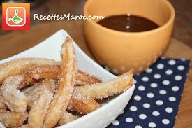 anaqamaghribia cuisine marocaine recette churros petits beignets recettes maroc