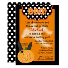 ghosts birthday party invitations u0026 announcements zazzle