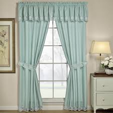 curtain ideas for bow windows bay window sweet jojo designs woodland animals window curtain valance with gallery