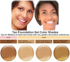 airbrush makeup for black skin belloccio foundation set 5 color kit primer