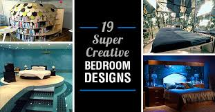 Super Creative Bedroom Designs For You To Dream About Tonight - Creative bedroom designs