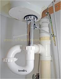 unique replacing p trap under bathroom sink