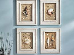 Beachy Bathroom Accessories by Seashell Bathroom Set For Beach Theme U2014 Office And Bedroom