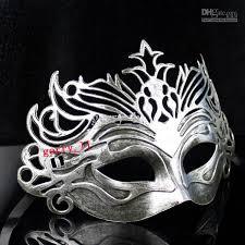 vintage masks vintage silver gladiator crown mens mask mardi gras
