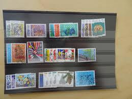 Komplettk He Schweiz Jahrgang 1992 Komplett Gestempelt Briefmarken Schumann