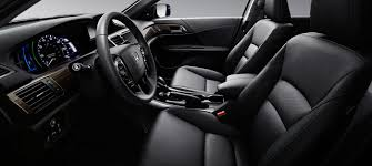 toyota camry 2017 interior the 2017 honda accord hybrid vs the 2017 toyota camry hybrid