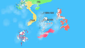 Spratly Islands Map Spratly Islands Documentary Malaysia U0027s Claims Youtube