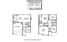 cottage home floor plans the thrush cottage new home by gertz homes in tualatin and