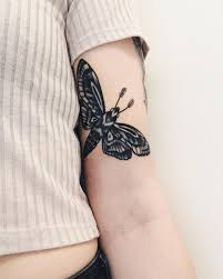 instagram sofiekarlssonn moth ink design black and