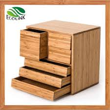 china cheap small chest of drawers with bamboo for bedroom china